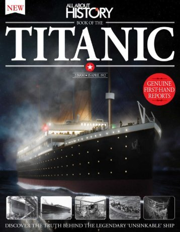 All About - History - Book of The Titanic
