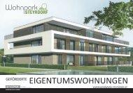 EIGENTUMSWOHNUNGEN - Obermair Immobilien Steyr