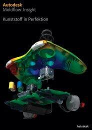 Autodesk® Moldflow® Insight Kunststoff in Perfektion