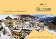 Hotel Dorfstadl - Imageprospekt