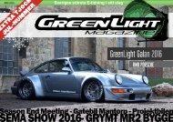 GreenLight Magazine #8 - 2016
