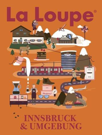 La Loupe INNSBRUCK & UMGEBUNG NO. 2