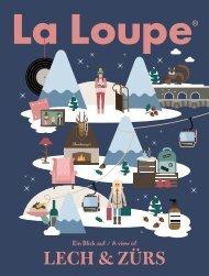 La Loupe LECH & ZÜRS No 11. - Winter Edition