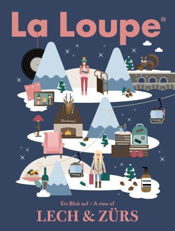 La Loupe LECH & ZÜRS No 11. - Winter Edition