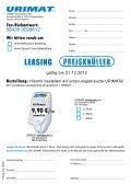 Leasing Sonderwochen - Urimat Deutschland AG - Seite 2
