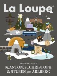 La Loupe St. Anton, St. Christoph & Stuben am Arlberg No.5