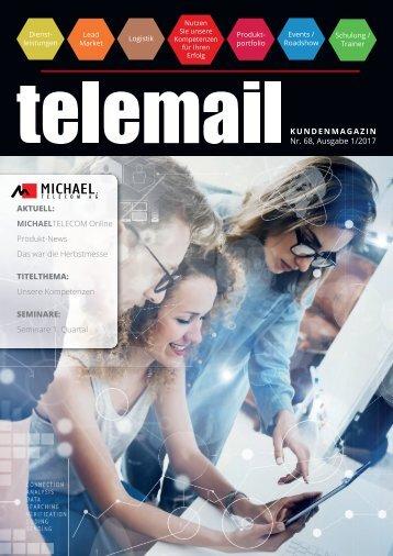 telemail Kundenmagazin 01/2017