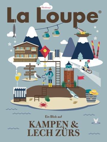 La Loupe Kampen Sylt & Lech Zürs
