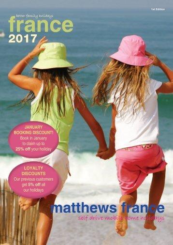 France 2017 Main brochure