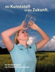 Mit Kunststoff in die Zukunft. - BKV GmbH