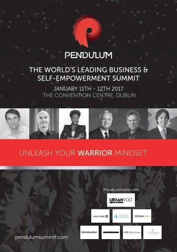 Pendulum Summit 2017