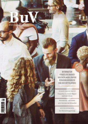 BuV - Business und Vermarktung 2 u. 3 - 2016