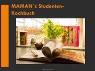 Mamans Kochbuch für Studenten