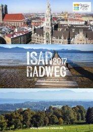 Isar Radweg 2017