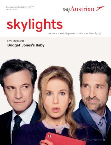 Skylights - Entertainment Guide Long-haul, January 2017