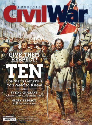 America's Civil War - Ten