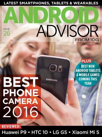 Android Advisor - Best Phone Camera 2016