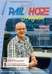 RailHope Magazin 02/16 FR