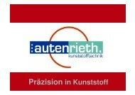 Berufsbild: Verfahrensmechaniker für Kunststoff-/Kautschuktechnik ...