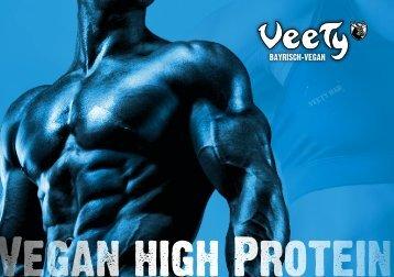 Veety - Vegan High Protein