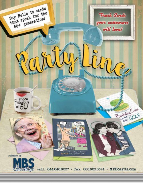 PARTY LINE 2016