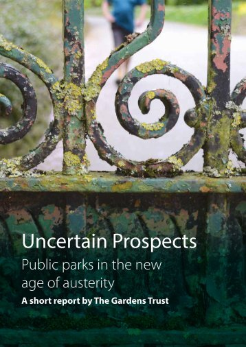 Uncertain Prospects