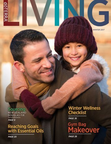 doTERRA Winter Living 2016