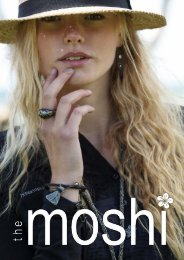 The Moshi Catalog