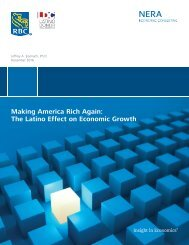Making America Rich Again The Latino Effect on Economic Growth