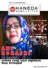 Newsletter Desember 2016