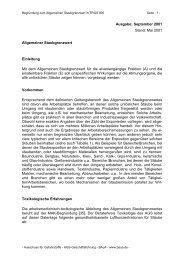 Allgemeinen Staubgrenzwert - Bundesanstalt für Arbeitsschutz und ...