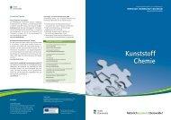Kunststoff Chemie - Wirtschaft – Stadt Eberswalde