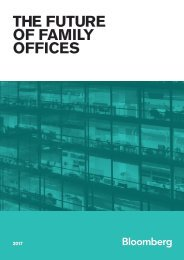 THE FUTURE OF FAMILY OFFICES