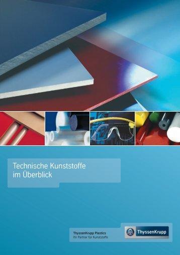 Technische Kunststoffe im Überblick - ThyssenKrupp Plastics