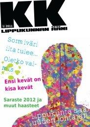 Karhunkierros 1/2011