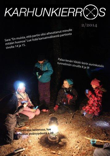 Karhunkierros 2/2014