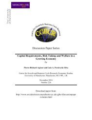 Discussion Paper Series