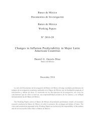 Changes in Inflation Predictability in Major Latin American Countries