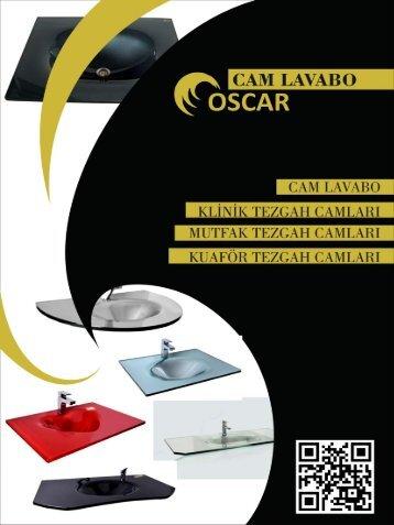 Oscar Cam Lavabo - Ürün Kataloğu