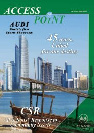 Access Point - Issue #1 - 2016