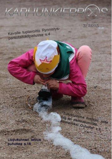 Karhunkierros 3/2015