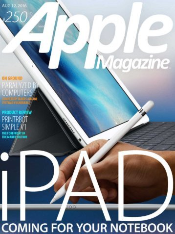 AppleMagazine - Ipad Coming For Your Note Pad