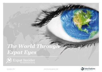 The World Through Expat Eyes