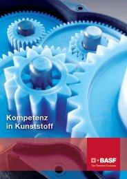 Kompetenz in Kunststoff - Broschüre - BASF Plastics Portal