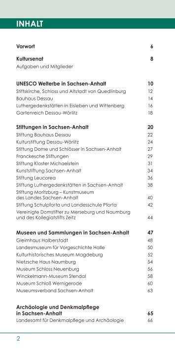 Inhalt 12 fertig.indd - Kultusministerium Sachsen-Anhalt