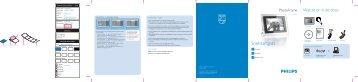 Philips Cadre Photo - Guide de mise en route - NLD