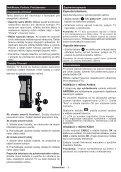 Philips 3000 series Téléviseur LED ultra-plat Full HD - Mode d'emploi - SLK - Page 4