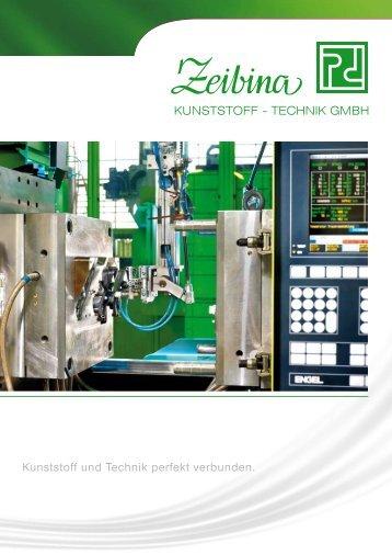 Prospekt(PDF) - ZEIBINA - Kunststoff - Technik GmbH