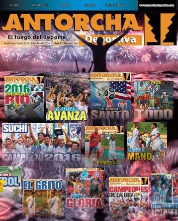 Antorcha Deportiva 244