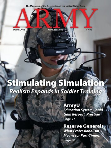 Army - Stimulating Simulation